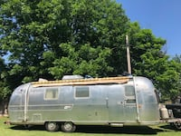 1976 Airstream International Ambassador - Completely gutted down to the sub flooring and ready to make new like you see on Pinterest. Comes with all original appliances and inner skins (if you want to load yourself). MMAO. ***PRICE REDUCED***Read Less Goldsby, 73072
