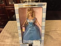 Birthday wishes Barbie doll 2001 new in box Manassas, 20110