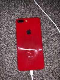 iPhone 8 Plus Red UNLOCKED GOOD CONDITION