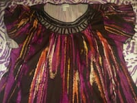 colorful shirt size 1X