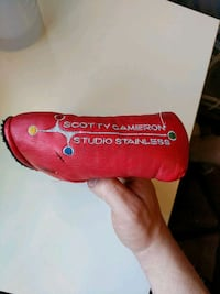 Scotty cameron putter cover Barrie