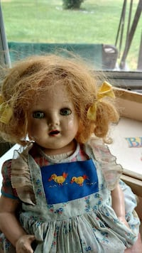 Composit doll collectable antiques South Bend, 46614