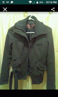Girls size small Grey say what coat $8.00 Spartanburg, 29303