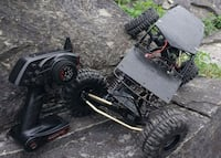 Custom Steel Cage Axial Wraith -Over $900 Invested Ottawa, K2C 3L5