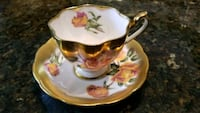 Vintage Queen Anne Tea Cup and Saucer Calgary, T3G 1G4