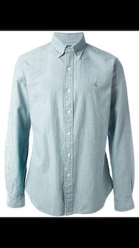 Ralph Lauren Chambray button down shirt  Rockville, 20852