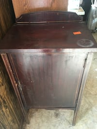 black and brown wooden cabinet Cottondale, 35453