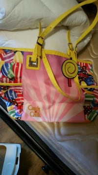 Candy crush bag  Cookeville, 38501