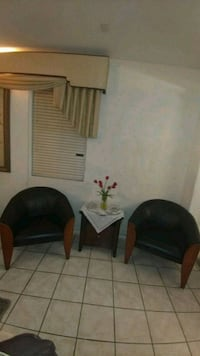 2leather chairs  Las Vegas, 89135