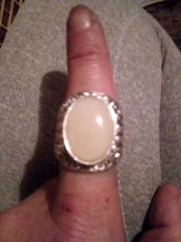 silver-colored cabochon ring Tuscaloosa, 35404