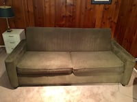 Crate & Barrel Couch - espresso color Silver Spring, 20901