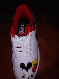 Nike with mickey  (shipping only)