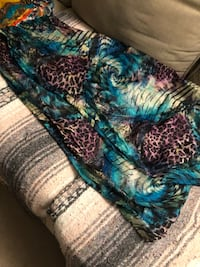 Long Colourful scarf asking $10 see pictures  Burnaby, V5E 0A4