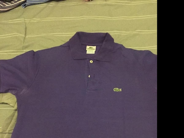 finest selection 54f60 4c4a8 Lacoste Polo XL