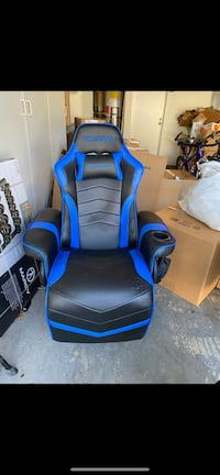 Video game recliner