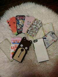 Iphone and other cases.