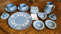 12 pieces of Wedgewood China Dishes  Hemet, 92545