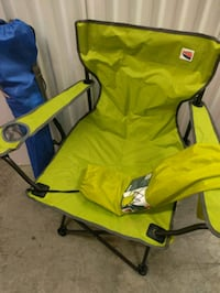 Chairs  Perfect for Outdoors or Picnic  $30 for 2
