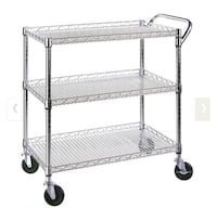 stainless steel 3-layer rack