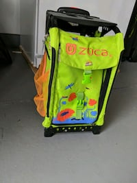 Zuca suitcase bag  Surrey, V3Z
