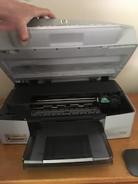 HP Office All-in-One, fax, print, scan, copy, photo. Works perfectly. Spring in to replace cartridge broken Longwood, 32779