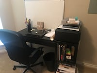 lightly used ikea desk McLean