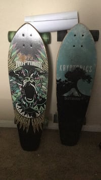 Two skateboards plus grip tape Humble, 77346