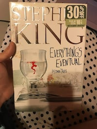 Stephen King Everything's Eventual null