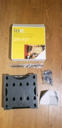 """TV Wall Mount (26-40"""", Up To  80 lbs) Mississauga, L5V 3A1"""