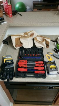Tools and tool belt Rockville, 20850