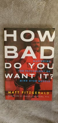 How bad do you want it. book Wichita, 67214