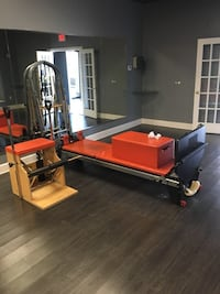 Red Pilates Allegro by Balanced Body 911 mi