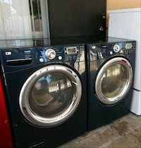 LG Washer and electric dryer Las Vegas, 89108