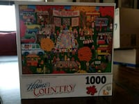 1000 pieces and all pieces there.  Milwaukee, 53202