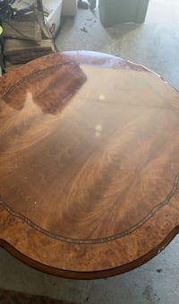 Solid wood coffee table. Pick up only scarborough.  Need gone asap! Toronto, M1B
