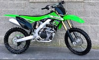 2012 kx250f with title Frederick, 21704