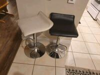 Adjustable bar stools the black sold out  London, N6H 0C4
