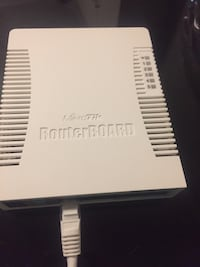 Mikrotik RouterBOARD RB751G-2HnD Oslo, 0585