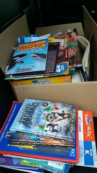 Children's books $5 each or all the books for $50