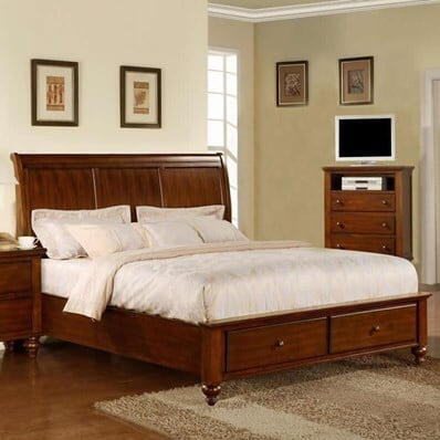Chatham Queen Bed Frame f6a355e4-acdd-4eef-8d24-5604bbf66011