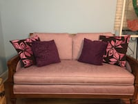 Custom Lilac Purple Loveseat Couch  Tampa, 33612