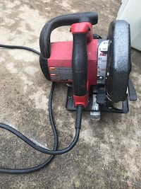 red and black corded power tool McDonough, 30253