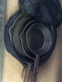 cast iron skillets used Manassas Park, 20111