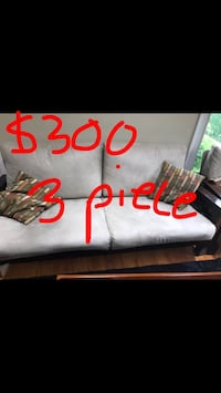 3 piece sofa/couch set! Must go ASAP  Pickering