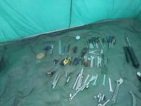 assorted gray hand tool lot Rossville, 30741