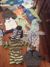 Baby boy clothes Clearview, L9Z 0A8