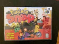Pokemon Snap for N64 with original box  Vaughan, L4L