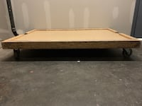 Large Heavy Duty Furniture Dolly 48 inches by 33.5 Beaverton, 97005