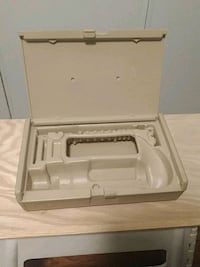 Dermel carry case.