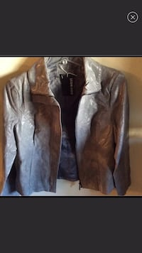 Women's leather jacket new Loomis, 95650